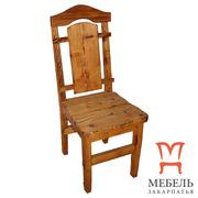 Мебель из состаренного дерева,  Стул Робин