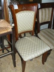 Продам деревянные стулья б.у. для кафе,  баров,  ресторанов