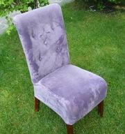 Продам мягкие фиолетовые стулья б/у для кафе,  баров,  ресторанов.