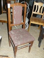 Продажа б.у. стульев из дерева для общепита.