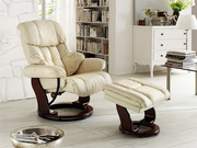 Продам Кожаное кресло-реклайнер Relax Спинка кресла Relax Lux имеет ан