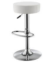 стул барный Пина высокий барный стул пина черный белый