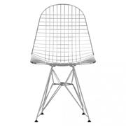 Хромированный стул Майя1