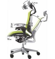 Новое Кресло OKAMURA CONTESSA для руководителя.