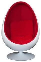 Одесса Удобное дизайнерское кресло-яйцо (Egg Chair) от скульптора Арне